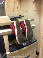 Shoeingpictures.com: Shoeing the Copy Machine